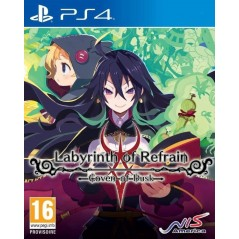 LABYRINTH OF REFRAIN COVEN OF DUSK PS4 FR OCCASION