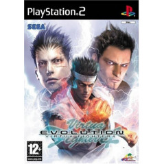 VIRTUA FIGHTER 4 EVOLUTION PS2 PAL-FR OCCASION