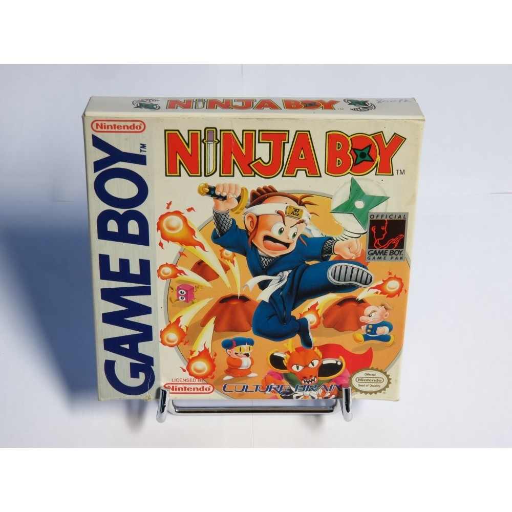 NINJA BOY GAMEBOY USA OCCASION