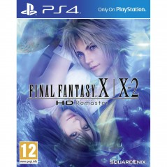 FINAL FANTASY X/X2 HD REMASTER PS4 UK OCCASION