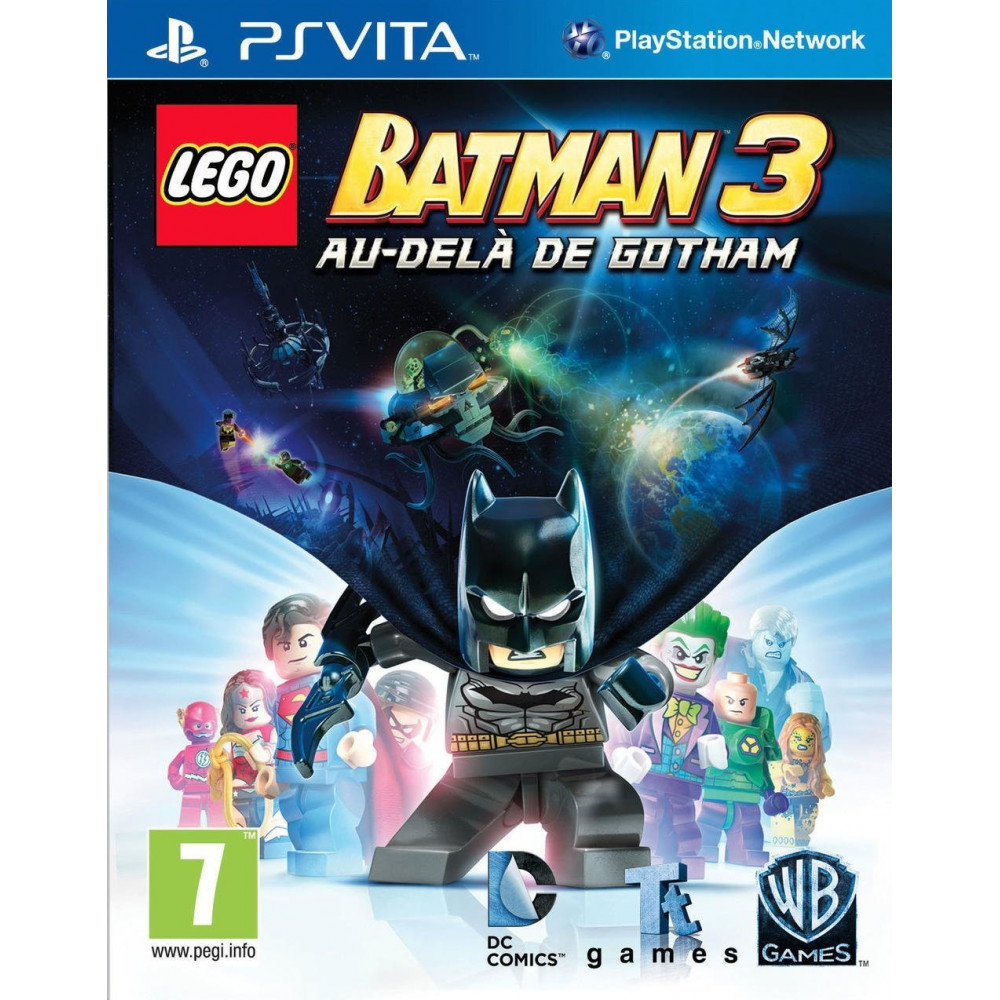 LEGO BATMAN 3 PSVITA VF