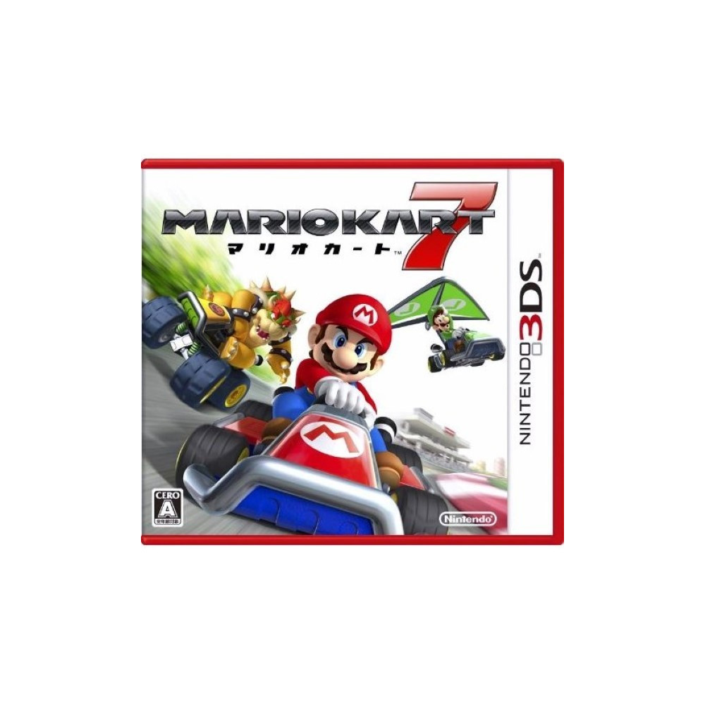 MARIO KART 7 3DS JAP OCCASION