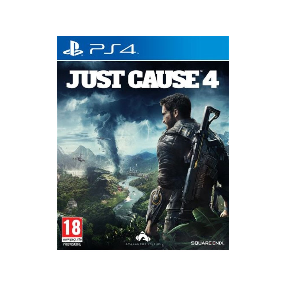 JUST CAUSE 4 PS4 UK NEW