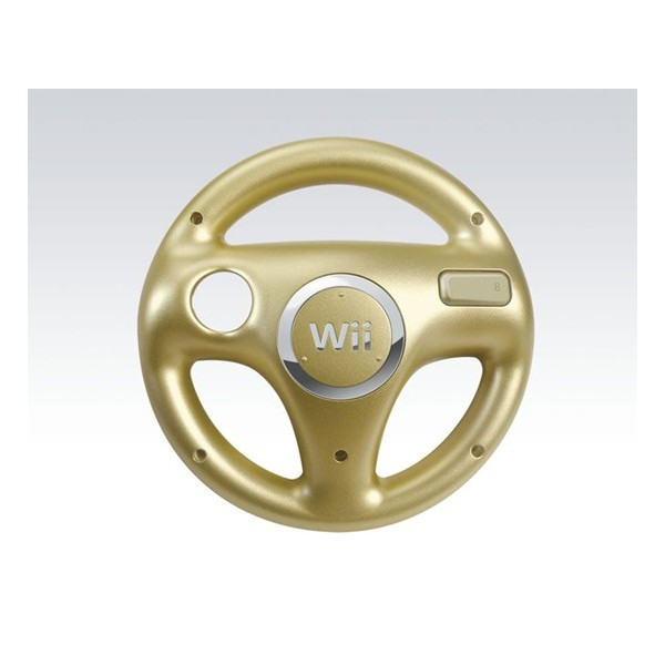 CLUB NINTENDO WII GOLDEN WHEEL JPN OCCASION