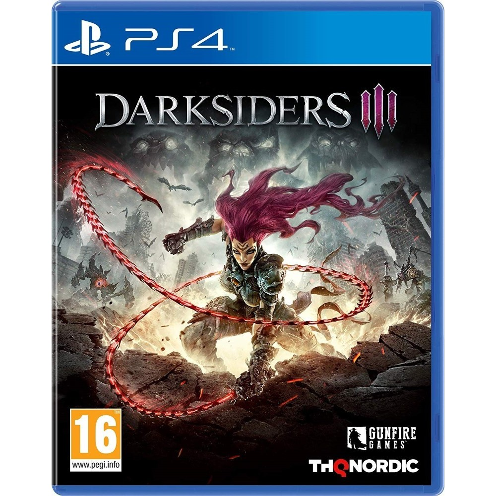 DARKSIDERS 3 PS4 FR OCCASION