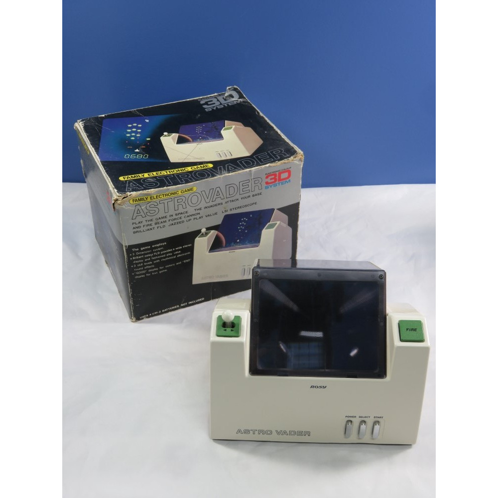 ASTRO VADER 3D SYSTEM TABLE TOP ROSY RF-2003 (1983) FR OCCASION
