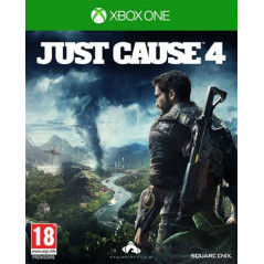 JUST CAUSE 4 XBOX ONE UK NEW