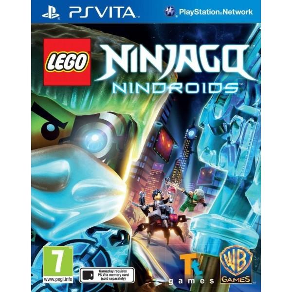 LEGO NINJAGO NINDROIDS PSVITA FR NEW