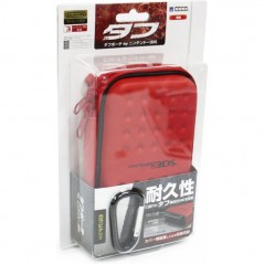 TOUGH POUCH RED HORI 3DS JAP NEW