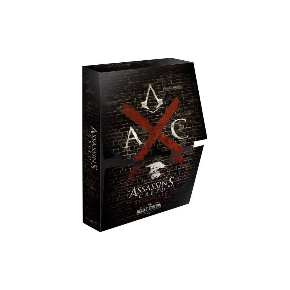 ASSASSIN S CREED SYNDICATE THE ROOKS EDITION XBOX ONE FR OCCASION