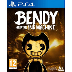 BENDY AND THE INK MACHINE PS4 FR OCCASION