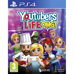 YOUTUBERS LIFE PS4 UK NEW