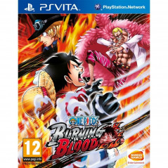 ONE PIECE BURNING BLOOD PSVITA VF