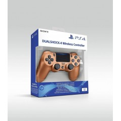 CONTROLLER DUAL SHOCK 4 METALLIC COPPER FR NEW