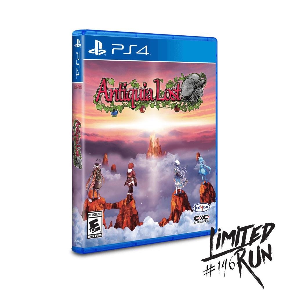 ANTIQUIA LOST PS4 US NEW