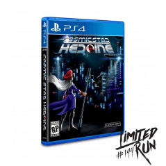 COSMIC STAR HEROINE PS4 US NEW