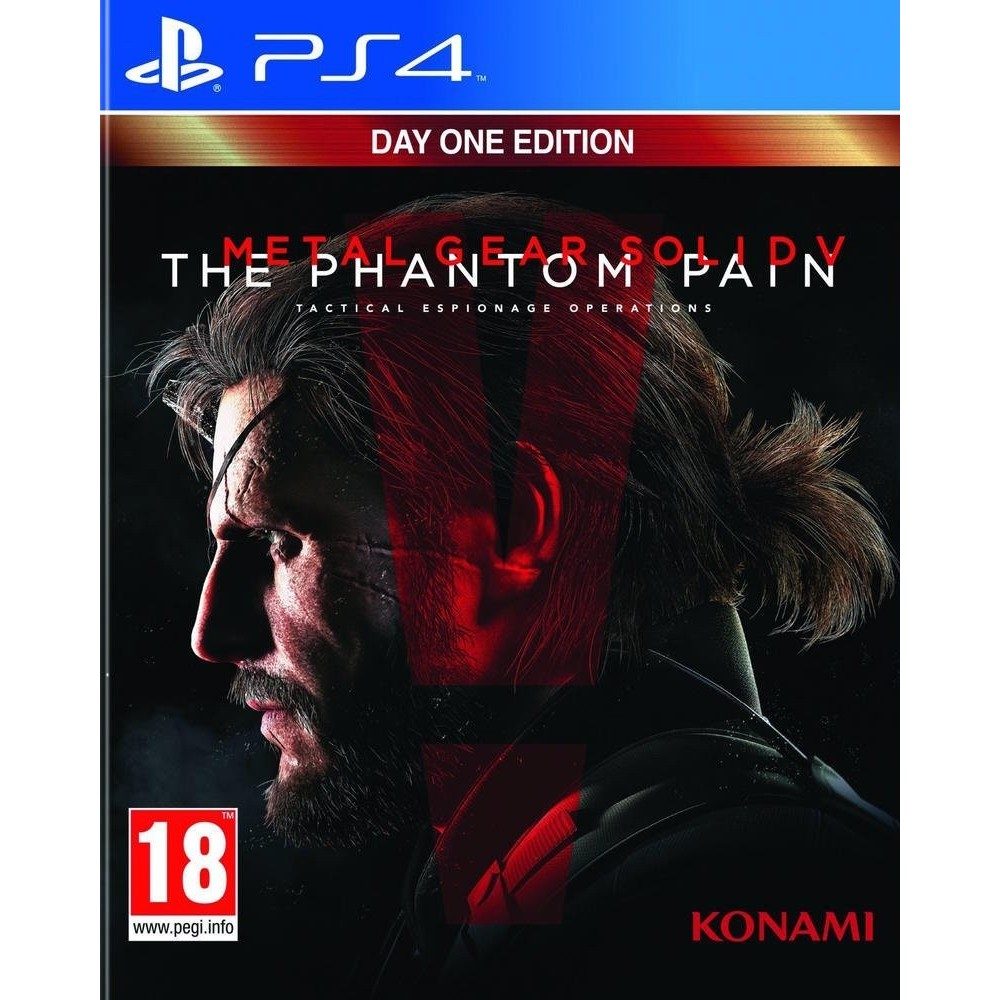 METAL GEAR SOLID PHANTOM PAIN ED.DAY PS4 VF