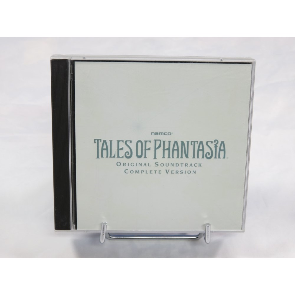 TALES OF PHANTASIA ORIGINAL SOUNDTRACK ORIGINAL VERSION JPN OCCASION