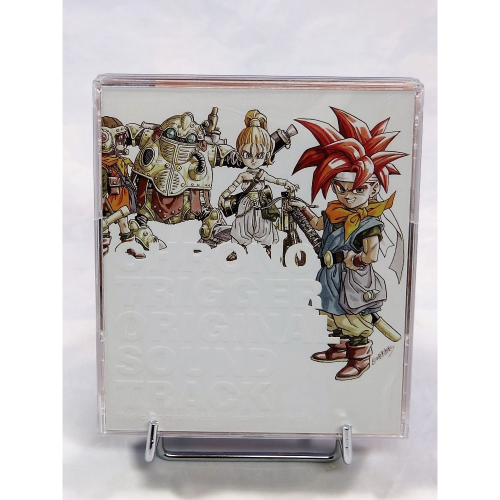 CHRONO TRIGGER ORIGINAL SOUNDTRACK JPN OCCASION
