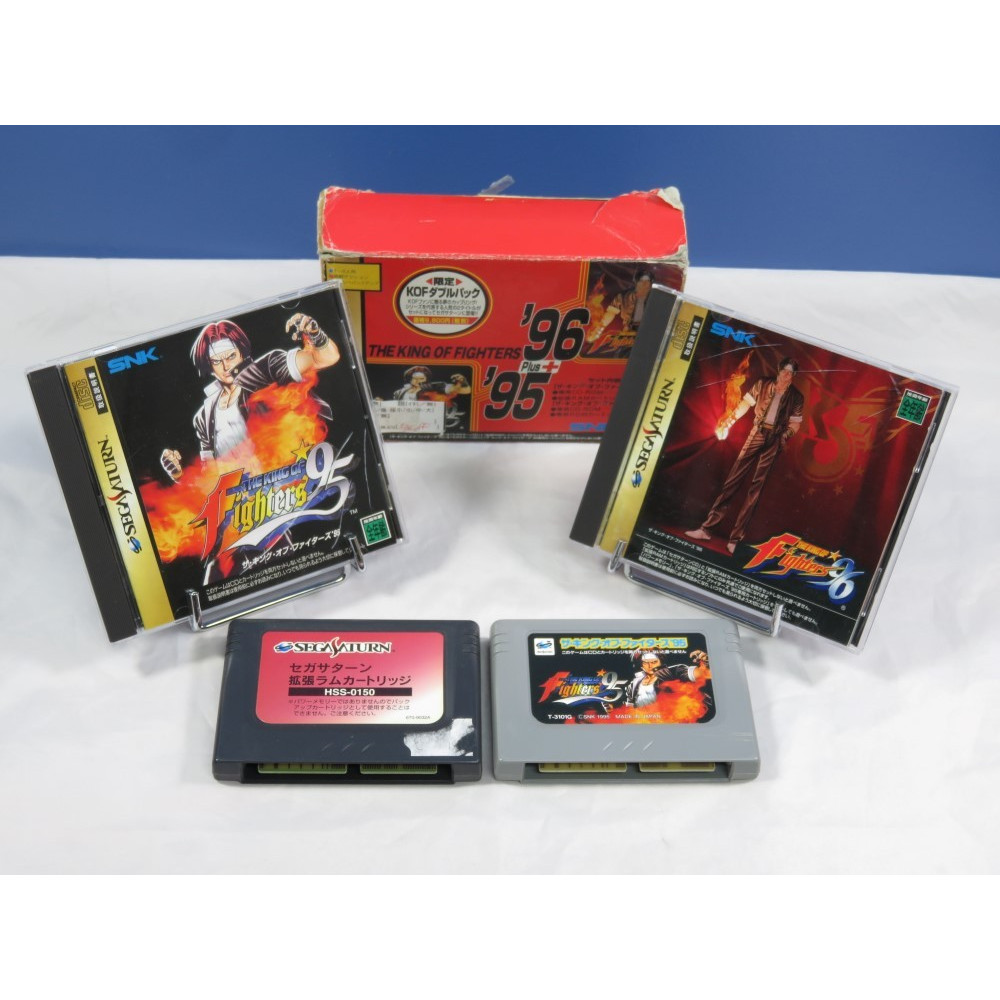 KOF DOUBLE PACK: THE KING OF FIGHTERS 95 & 96 LIMITED EDITION