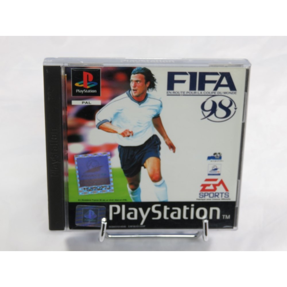 FIFA 98 PS1 PAL-FR OCCASION (ETAT B)