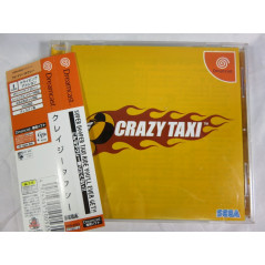 CRAZY TAXI (+SPINE CARD) DREAMCAST NTSC-JPN OCCASION