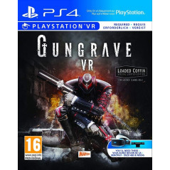 GUNGRAVE VR PS4 FR NEW