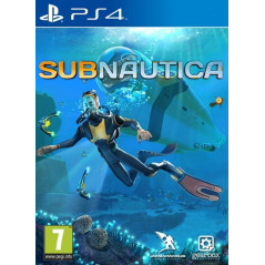 SUBNAUTICA PS4 FR NEW