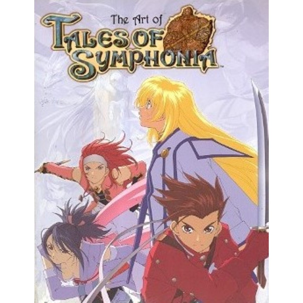 THE ART OF TALES OF SYMPHONIA LIVRE FR OCCASION