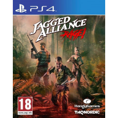 JAGGED ALLIANCE RAGE PS4 EURO FR NEW