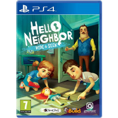 HELLO NEIGHBOR HIDE & SEEK PS4 UK NEW