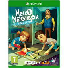 HELLO NEIGHBOR HIDE & SEEK XBOX ONE UK NEW
