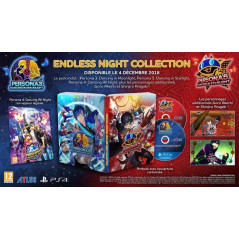 PERSONA DANCING ENDLESS NIGHT COLLECTION PS4 UK NEW