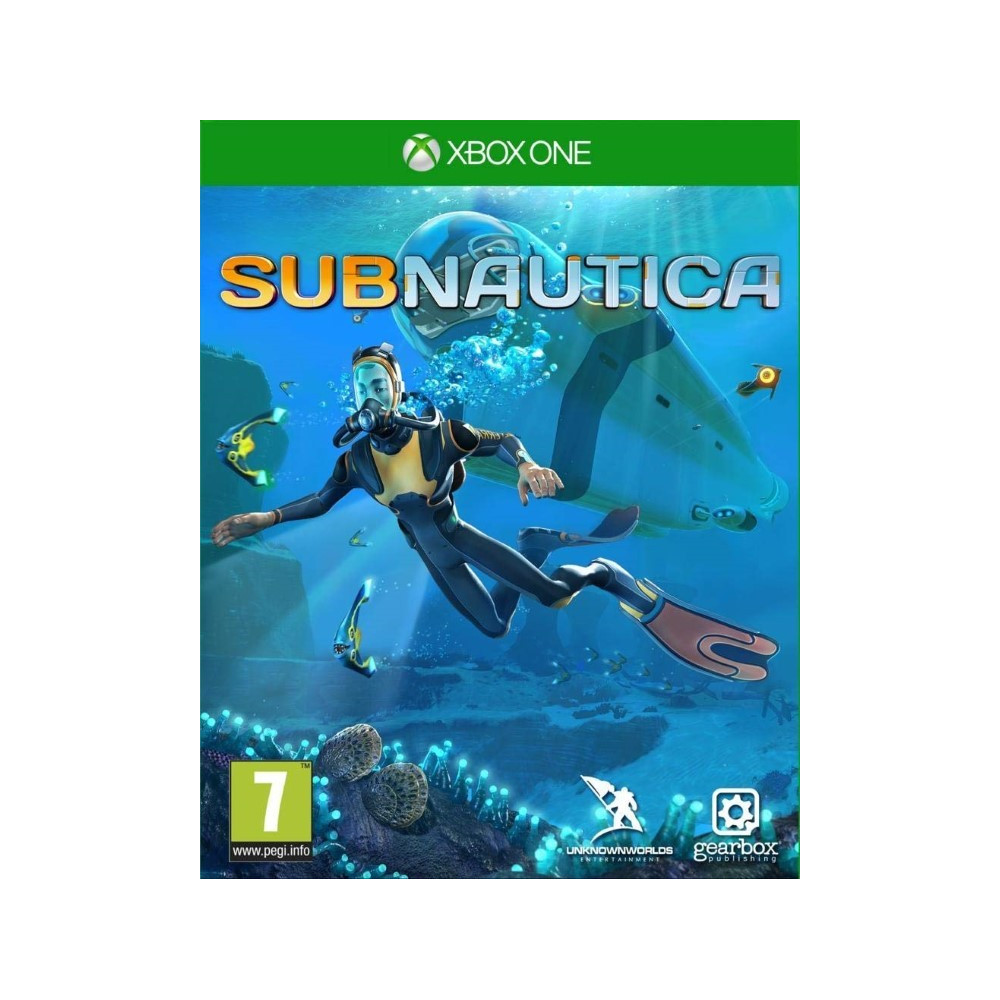 SUBNAUTICA XBOX ONE UK NEW