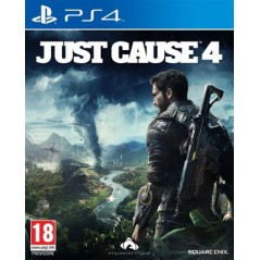 JUST CAUSE 4 PS4 UK OCCASION