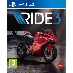 RIDE 3 PS4 UK OCCASION