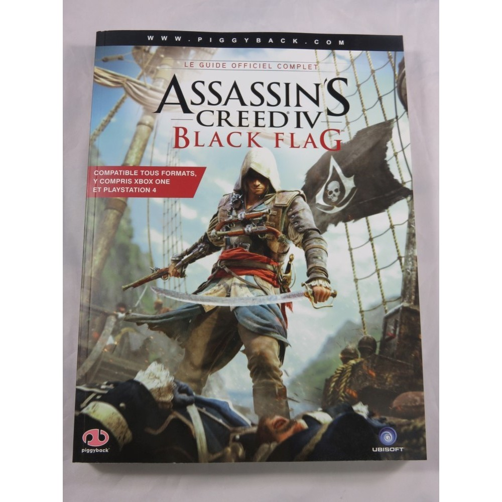 GUIDE ASSASSIN'S CREED IV BLACK FLAG OCCASION
