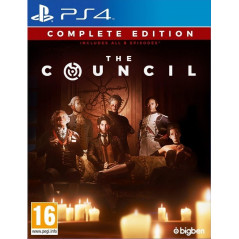 THE COUNCIL COMPILATION PS4 EURO FR NEW