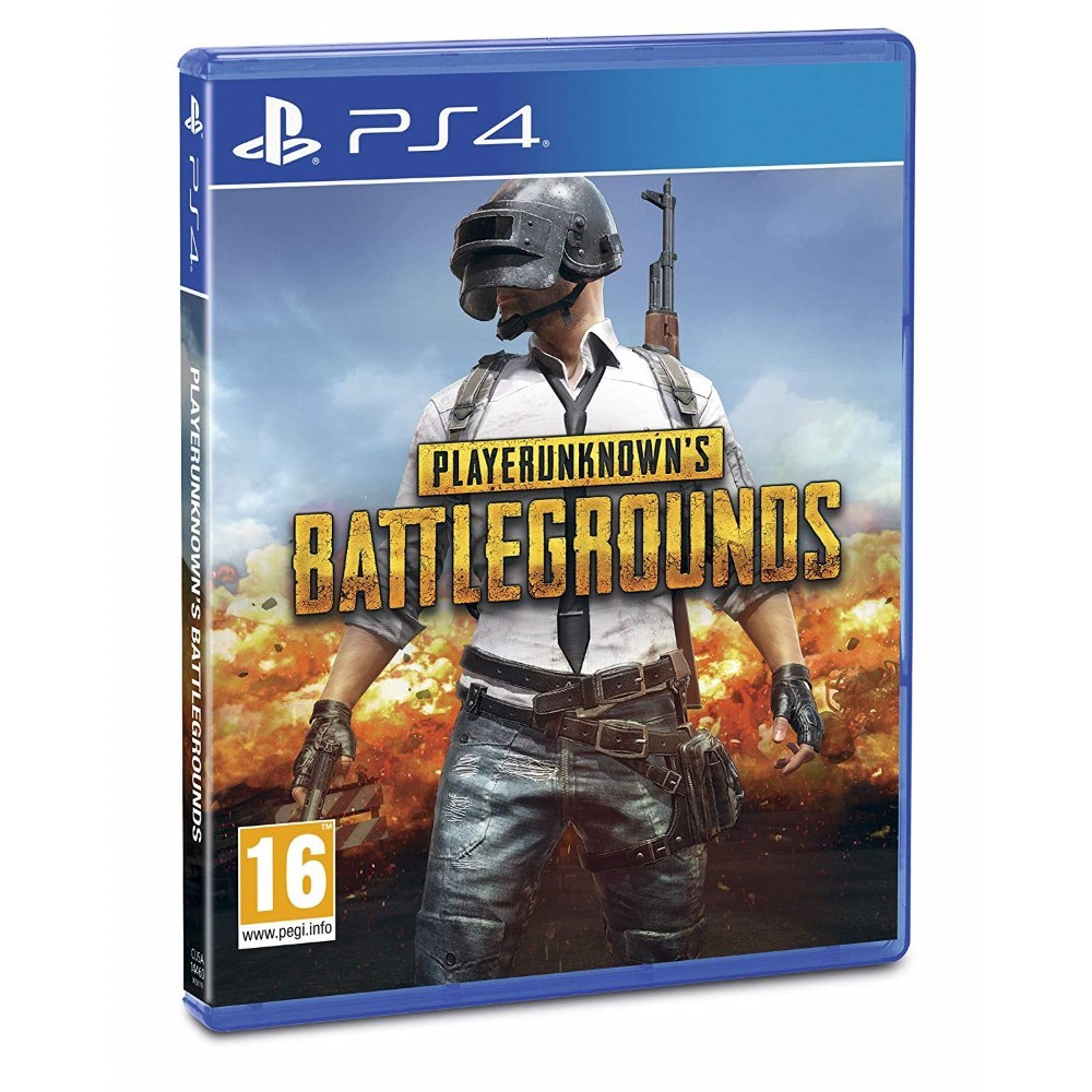 PLAYERUNKNOWN'S BATTLEGROUNDS PS4 FR NEW