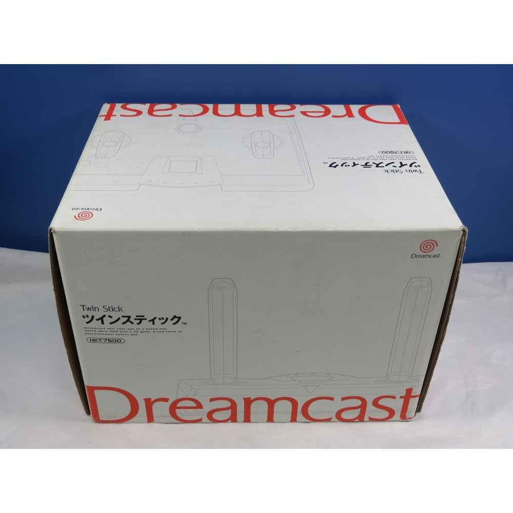 TWIN STICK HKT-7500 DREAMCAST JPN OCCASION