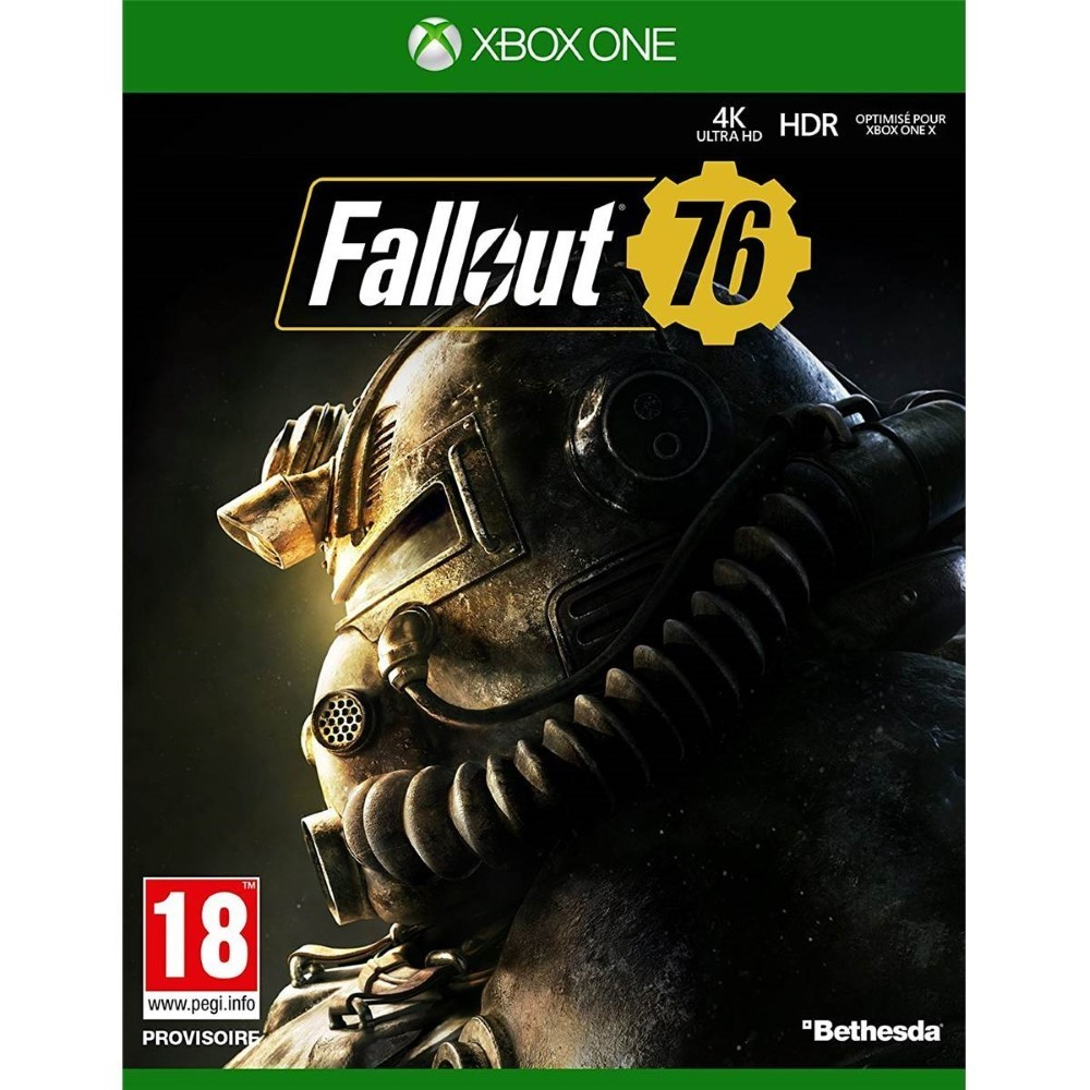 FALLOUT 76 XBOX ONE FR OCCASION