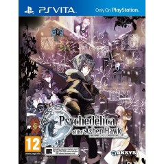 PSYCHEDELICA OF THE ASHEN HAWK PSVITA UK NEW