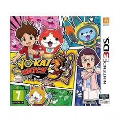 YO KAI WATCH 3 3DS FR NEW