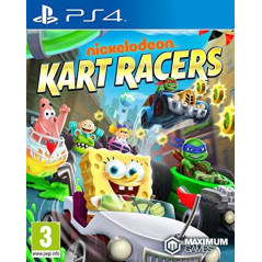 NICKELODEON KART RACERS PS4 FR OCCASION