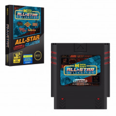 DATA EAST ALL STAR COLLECTION NES PAL-EURO NEW