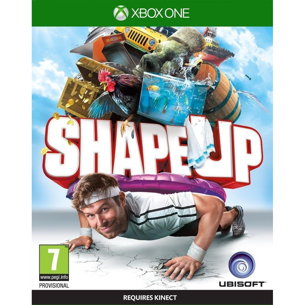 SHAPE UP XBOX ONE UK OCCASION