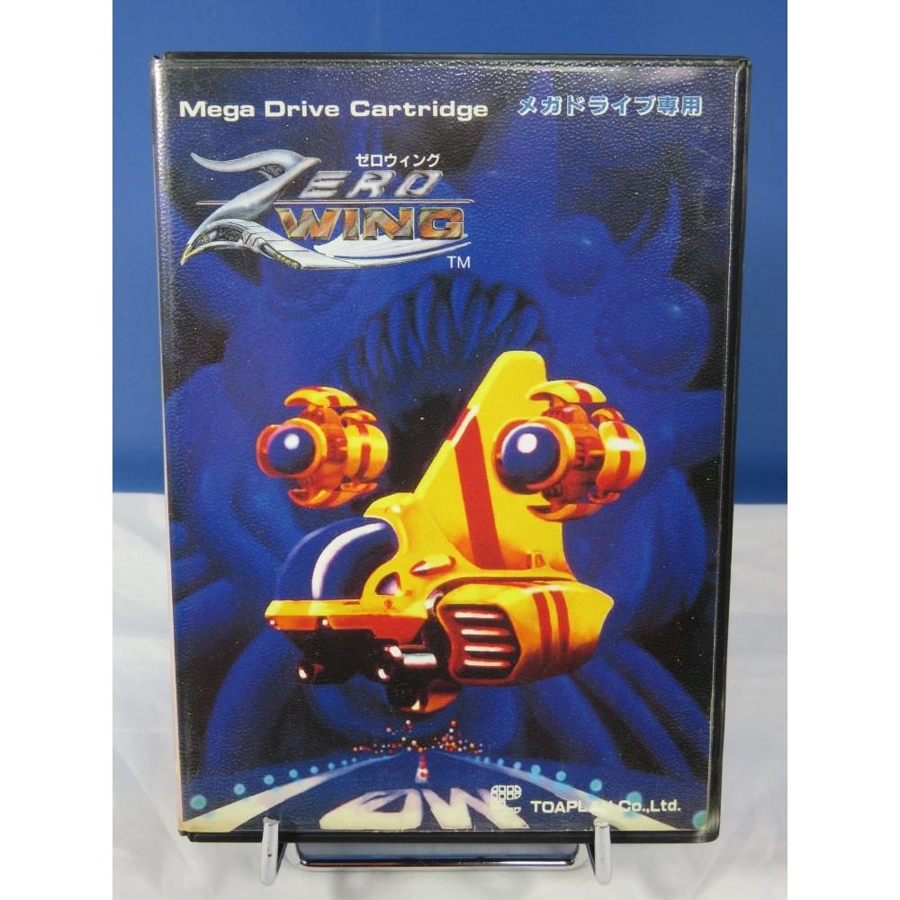 ZERO WING MEGADRIVE NTSC-JPN OCCASION