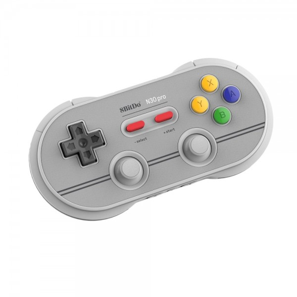 CONTROLLER 8BITDO SN PRO2 BLUETOOTH GAMEPAD NEW
