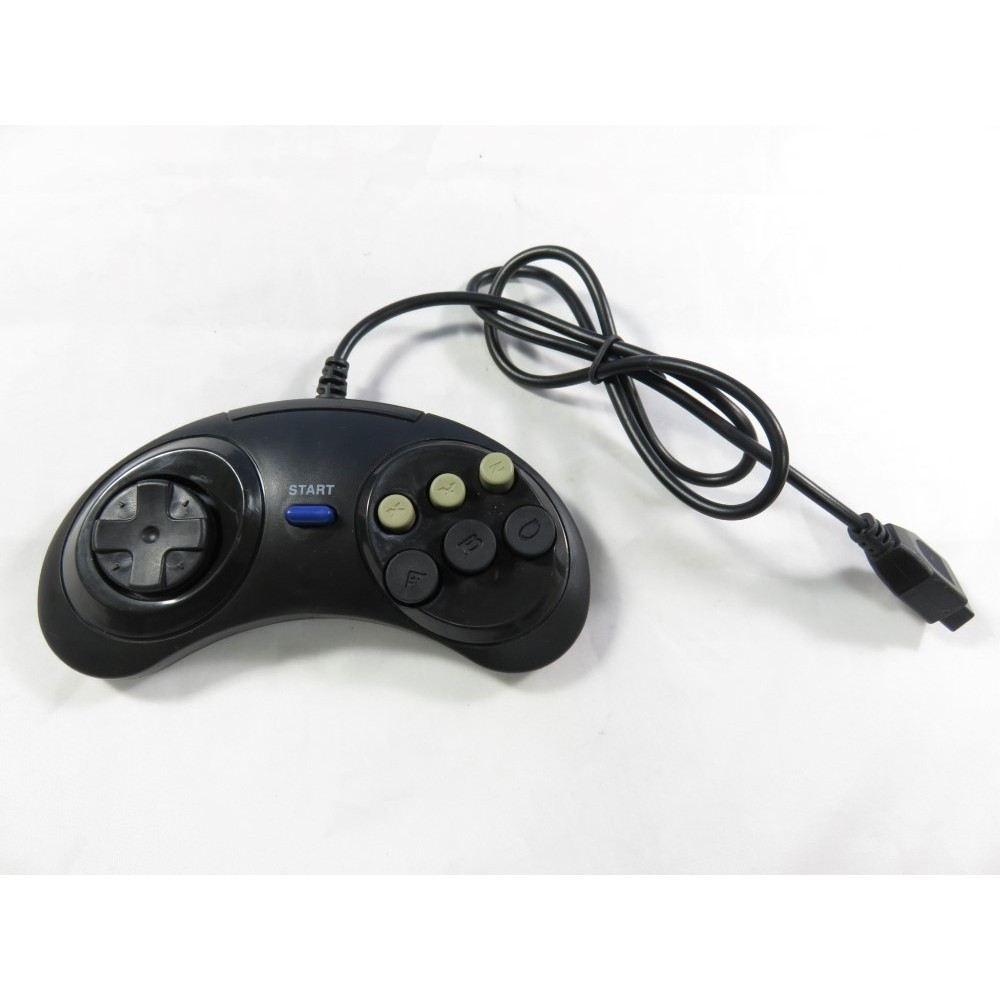 CLASSIC CONTROLLER MEGADRIVE - GENESIS 6 BOUTONS NEW