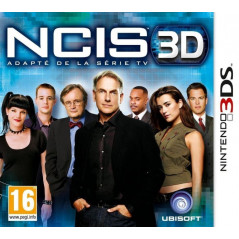 NCIS 3D 3DS UK OCCASION